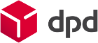 Logo firmy DPD